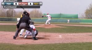 HIGHLIGHTS: April 6, 2015 – Stuttgart Reds vs. Haar Disciples GAME 1