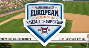 EU Baseball Champ